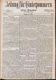 Zeitung für Hinterpommern (Stolper Wochenblatt) Nr. 75/1877