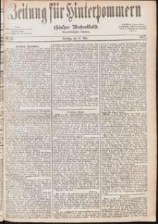 Zeitung für Hinterpommern (Stolper Wochenblatt) Nr. 76/1877