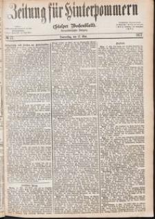 Zeitung für Hinterpommern (Stolper Wochenblatt) Nr. 77/1877