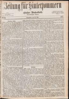 Zeitung für Hinterpommern (Stolper Wochenblatt) Nr. 81/1877