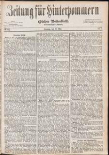 Zeitung für Hinterpommern (Stolper Wochenblatt) Nr. 82/1877