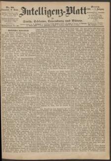 Inteligenz-Blatt für Stolp, Schlawe, Lauenburg und Bütow. Nr 88/1868 r.