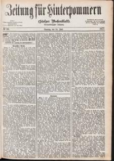 Zeitung für Hinterpommern (Stolper Wochenblatt) Nr. 98/1877
