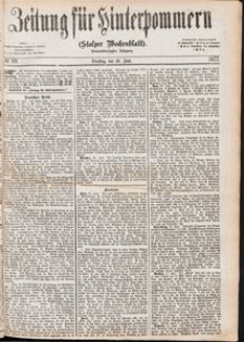 Zeitung für Hinterpommern (Stolper Wochenblatt) Nr. 99/1877