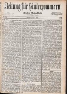 Zeitung für Hinterpommern (Stolper Wochenblatt) Nr. 105/1877