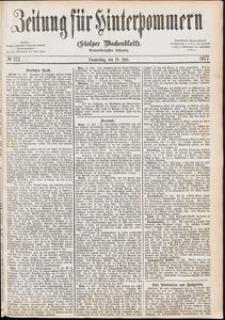 Zeitung für Hinterpommern (Stolper Wochenblatt) Nr. 112/1877