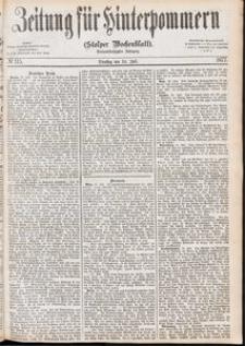 Zeitung für Hinterpommern (Stolper Wochenblatt) Nr. 115/1877