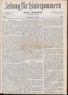 Zeitung für Hinterpommern (Stolper Wochenblatt) Nr. 116/1877