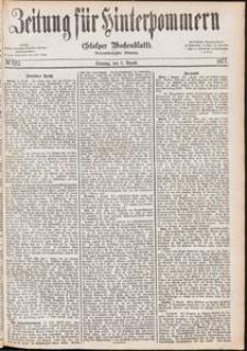 Zeitung für Hinterpommern (Stolper Wochenblatt) Nr. 122/1877