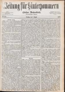 Zeitung für Hinterpommern (Stolper Wochenblatt) Nr. 123/1877