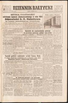 Dziennik Bałtycki, 1954, nr 2