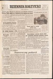 Dziennik Bałtycki, 1954, nr 4