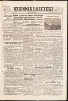 Dziennik Bałtycki, 1954, nr 5