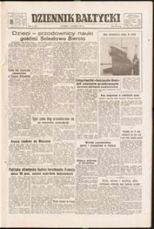 Dziennik Bałtycki, 1954, nr 6