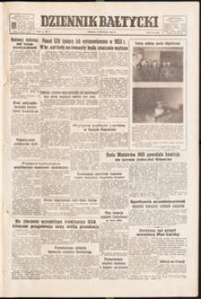 Dziennik Bałtycki, 1954, nr 8