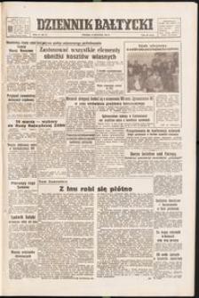 Dziennik Bałtycki, 1954, nr 10