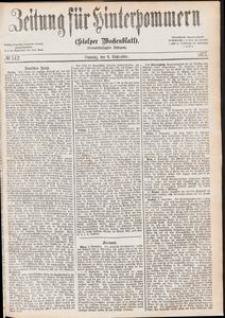 Zeitung für Hinterpommern (Stolper Wochenblatt) Nr. 142/1877