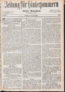 Zeitung für Hinterpommern (Stolper Wochenblatt) Nr. 150/1877