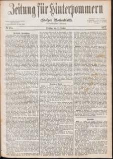 Zeitung für Hinterpommern (Stolper Wochenblatt) Nr. 155/1877