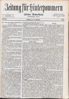 Zeitung für Hinterpommern (Stolper Wochenblatt) Nr. 178/1877