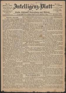 Inteligenz-Blatt für Stolp, Schlawe, Lauenburg und Bütow. Nr 02/1869 r.