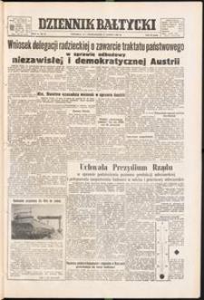 Dziennik Bałtycki, 1954, nr 39