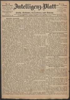 Inteligenz-Blatt für Stolp, Schlawe, Lauenburg und Bütow. Nr 03/1869 r.