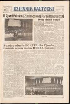 Dziennik Bałtycki, 1954, nr 61