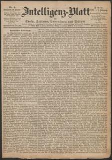 Inteligenz-Blatt für Stolp, Schlawe, Lauenburg und Bütow. Nr 05/1869 r.