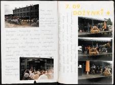 Księga pamiątkowa : Kronika Szkoły Podstawowej im. por. W. Dzięgielewskiego [1997-1999]