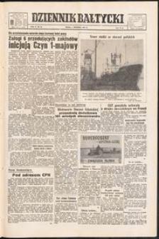 Dziennik Bałtycki, 1954, nr 83