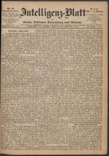 Inteligenz-Blatt für Stolp, Schlawe, Lauenburg und Bütow. Nr 09/1869 r.
