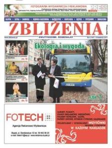 Zbliżenia : dwutygodnik regionalny, 2011, nr 6