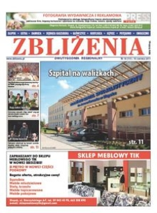 Zbliżenia : dwutygodnik regionalny, 2011, nr 10