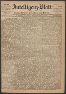 Inteligenz-Blatt für Stolp, Schlawe, Lauenburg und Bütow. Nr 17/1869 r.