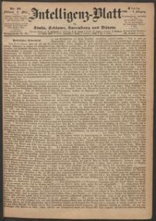 Inteligenz-Blatt für Stolp, Schlawe, Lauenburg und Bütow. Nr 18/1869 r.