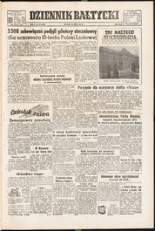 Dziennik Bałtycki, 1954, nr 171