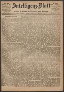 Inteligenz-Blatt für Stolp, Schlawe, Lauenburg und Bütow. Nr 20/1869 r.
