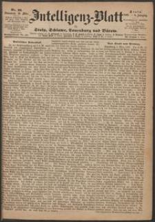 Inteligenz-Blatt für Stolp, Schlawe, Lauenburg und Bütow. Nr 21/1869 r.