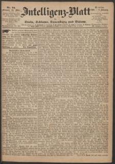 Inteligenz-Blatt für Stolp, Schlawe, Lauenburg und Bütow. Nr 24/1869 r.