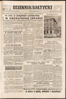 Dziennik Bałtycki, 1954, nr 225
