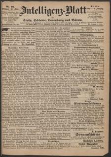 Inteligenz-Blatt für Stolp, Schlawe, Lauenburg und Bütow. Nr 26/1869 r.