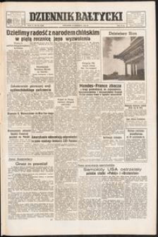 Dziennik Bałtycki, 1954, nr 233