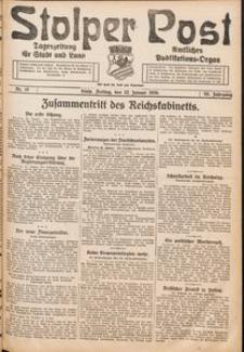 Stolper Post. Tageszeitung für Stadt und Land Nr. 18/1926