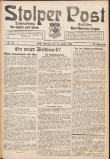 Stolper Post. Tageszeitung für Stadt und Land Nr. 20/1926