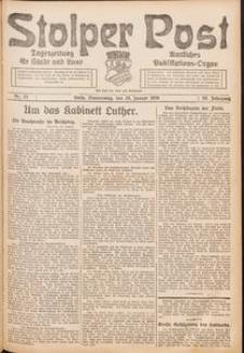 Stolper Post. Tageszeitung für Stadt und Land Nr. 23/1926