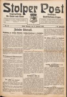 Stolper Post. Tageszeitung für Stadt und Land Nr. 38/1926