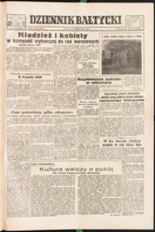 Dziennik Bałtycki, 1954, nr 253
