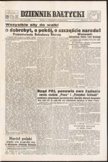 Dziennik Bałtycki, 1954, nr 278