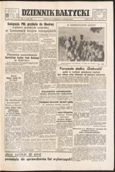 Dziennik Bałtycki, 1954, nr 284
